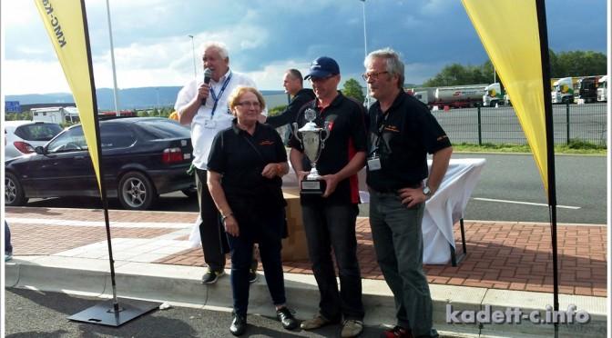 Tagessieg beim Slalom des KMC Kassel / NMC Baunatal am 18.05.2014